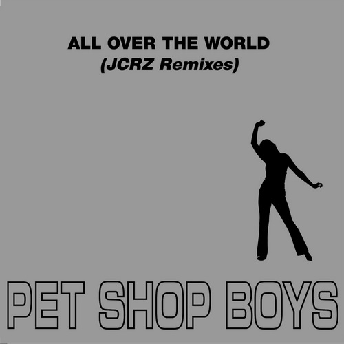 YS Bootlegs - YS444M PET SHOP BOYS - All Over The World